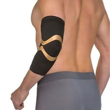 Copper Fit Infused Knee Compression Elbow Sleeve Brace As Seen On TV Large ORG