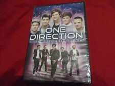 "DVD NEUF ""ONE DIRECTION - REACHING FOR THE STARS (FIVE STARS)"" documentaire"