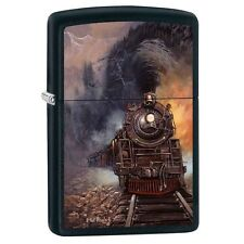ZIPPO Train Blaylock Lighter Authorized Zippo Dealer Genuine USA NEW #48173