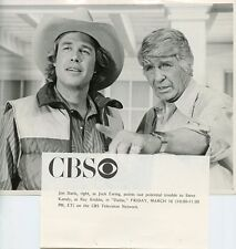 STEVE KANALY JIM DAVIS PORTRAIT DALLAS TV SHOW ORIGINAL 1979 CBS TV PHOTO