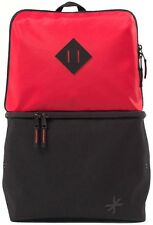 "The Shrine ""Sneaker"" Day Pack Backpack $150 Retail Red Black NEW"
