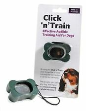 DOG TRAINING AND OBEDIENCE CLICKER FOR QUICK & SIMPLE TRAINING