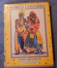 1959 World Costume Angela Bradshaw Traditional Clothing Scandinavia Asia Africa