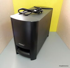 Bose PS 3-2-1 Powered Speaker System Subwoofer Only Used #PS3