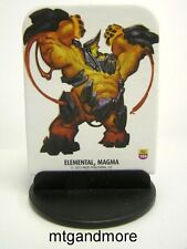 Pathfinder Battles Pawns / Tokens - #180 Elemental, Magma - Bestiary Box 2