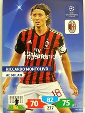 Adrenalyn XL Champions League 13/14 - Riccardo Montolivo - AC Milan