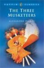 The Three Musketeers Puffin Classics