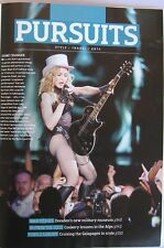Madonna Sticky And Sweet Tour Photo Clipping Magazine 2012