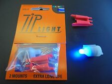 mk 4 tip lights for fishing rods x1 BLUE