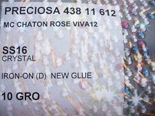1440 STRASS TERMOADESIVI PRECIOSA Colore Crystallo Millimetri 4 ( SS 16 )