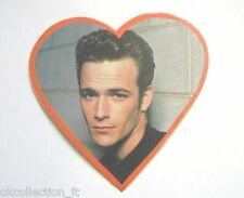 ADESIVO anni '90 /Old Sticker BEVERLY HILLS 90210 - DYLAN LUKE PERRY (cm 9)