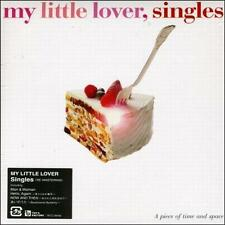 RARE SEALED NEW Japanese Import CD My Little Lover Singles 2001 Limited Takeshi