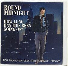 """7"""" OST Round midnight How long has this been going on ? Cluzet Hancock Michelot"""
