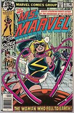 MS. MARVEL #23 VANCE ASTRO (GUARDIANS OF THE GALAXY) APP LAST ISSUE 04/79 VF