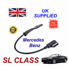 Mercedes SL Class 2009+ Bluetooth Audio Music Adapter For Samsung Motorola LG