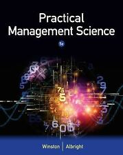 Practical Management Science by Winston, Albright, 5th Edition