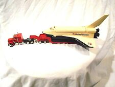 Siku Die Cast NASA Semi Truck/Trailer/Space Ship
