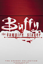 Buffy the Vampire Slayer - The Complete Series (Seasons 1-7) (2010) 39 Disc, , G