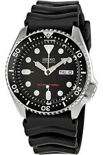 SEIKO SKX007K,Men's Diver,Automatic,Stainless steel,Rotating Bezel,200m WR