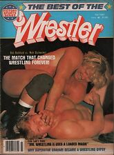 The Best of the Wrestler Fall 1982 Bob Backlund, Nick Bockwinkel VG 011216DBE