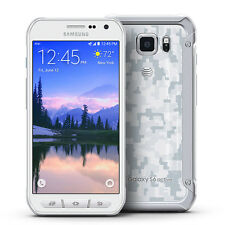 MINT Samsung Galaxy S6 Active SM-G890A - 32GB - (UNLOCKED AT&T) Smartphone WHITE