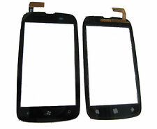 Nokia Lumia 610 N610 Top Touch screen Digitizer Lens Replacement Part Black UK