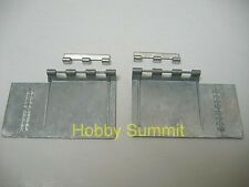 1/16 Upgrade  METAL MUD FLAPS re  Tamiya R/C  Static  KING TIGER Tank  56018