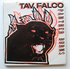 "4x7"" Tav Falco's Panther Burns ‎– Same - VG++ Limited - New Rose Records"