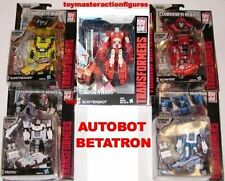 TRANSFORMERS 2015 GENERATIONS COMBINER WARS BETATRON + SERIES 4 Deluxe IN STOCK