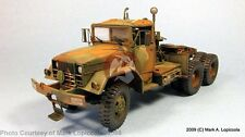 Tank Workshop 1/35 Mack M123A1C US 10Ton 6x6 Heavy Truck Tractor [Resin] 350103