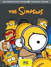 Simpsons: S6 Season 6 DVD R4