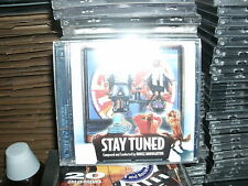 STAY TUNED,INTRADA FILM SOUNDTRACK,LTD EDITION OF 1500