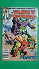 Marvel Comics: The Transformers Nos. 9-10