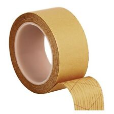 NEW 10M DOUBLE SIDED FLOOR TO CARPET RUG VINYL WOODEN FLOORING STICKY STICK TAPE