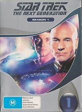 STAR TREK: THE NEXT GENERATION - Series 1. Patrick Stewart (7xDVD BOX SET 2006)