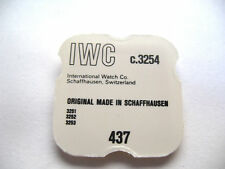 JAEGER 889,900,IWC 3251,3252,3253,3254 ROCKING BAR ASSEMBLED PART 437 (51052)