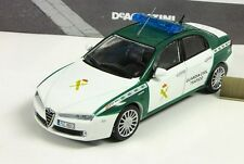 "DeAgostini 1:43 Alfa Romeo 159 guardia civil Spain  ""Police of the world"""