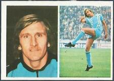 FKS 1976/77 SOCCER STARS #089-COVENTRY CITY-TOMMY HUTCHISON