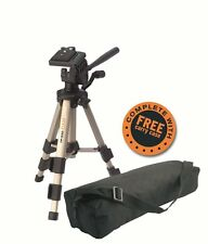 New Camlink CL-TP330 Compact / Mini / Table Top Tripod + Case + Quick Release