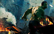 The Incredible Hulk  A3 260gsm Poster