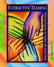 Interactive Teaming : Enhancing Programs for Students with Special Needs by...