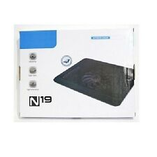 N19 140mm Fan Super Silent High Performance USB Cooler Stand for Laptop Notebook