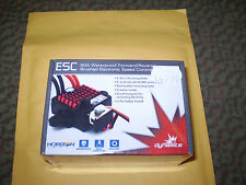 DYNAMITE ESC 60A WATERPROOF FORWARD/REVERSE BRUSHED ELEC SPEED CONTROL DYNS2210