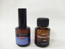 IBD Nail DEHYDRATE + NATURAL NAIL PRIMER Combo .5oz/15mL~2ct~