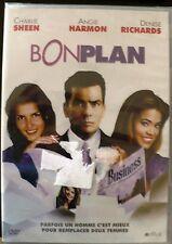 se BON PLAN - DVD ~ CHARLIE SHEEN -