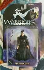 Play'em Warriors of Virtue MOVIE BARBAROCIOUS Action Figure 1997 SEALED NEW