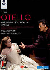 Verdi: Otello [Blu-ray], New DVDs