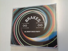 Brakes All Night Disco Party CD Single