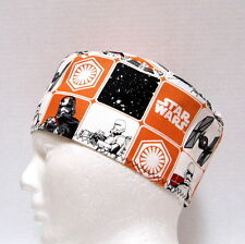 Star Wars The Force Awakens Mens Scrub Cap, Surgical Cap, Chemo Cap, Skull Cap