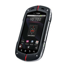 Casio G zOne Commando C771 Verizon Wireless Waterproof Rugged Android Cell Phone